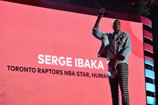 Serge+Ibaka+2017+Global+Citizen+Festival+Central+_4