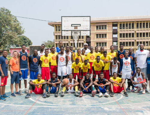 Dreams Academy Camp Kinshasa August 2018
