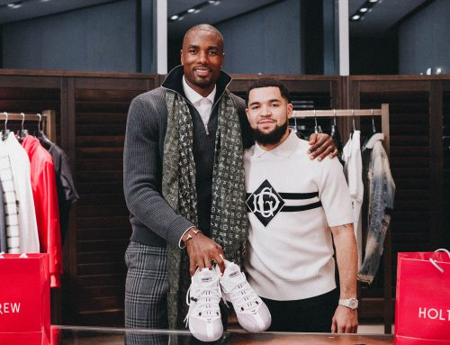 Win Fred Van Vleet's shoes with Avec Classe
