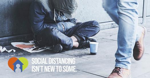 Social distancing FB